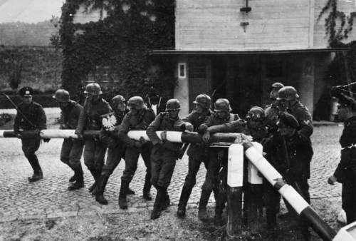 Le occupazioni dei nazisti? Furono illeciti giuridici