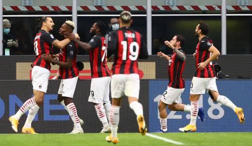Il Milan si prende il derby: Inter ko 2-1. Rossoneri primi in classifica