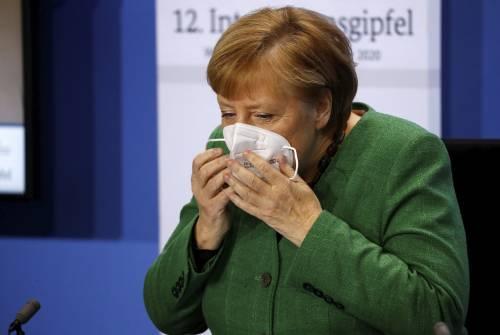 La malattia di Angela Merkel
