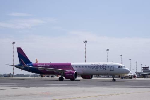 Wizz Air, sfida nei cieli italiani: tre nuovi voli da Malpensa per il Sud