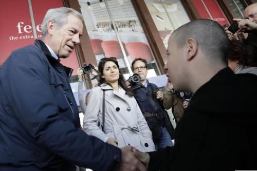 Il sondaggio ribalta Roma: Bertolaso adesso stacca tutti