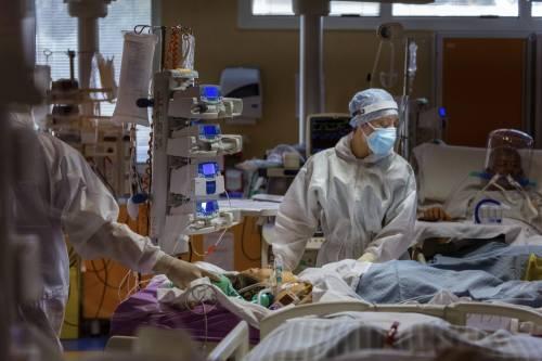 Il Cts smentisce gli allarmisti: la vera situazione delle terapie intensive