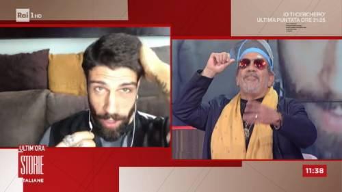 """Gilles Rocca contro Guillermo Mariotto: """"Smettila di fare la diva"""""""