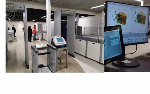 Linate vola nel futuro, Tac per i bagagli a mano: il viaggio è touchless