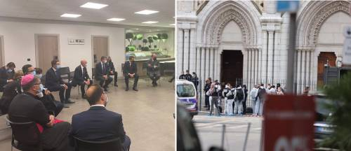 Il terrorista della cattedrale di Nizza era sbarcato giorni fa a Lampedusa