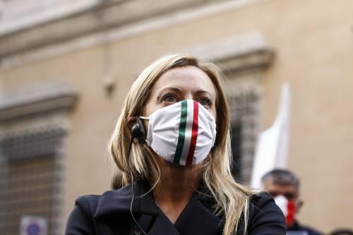 """Meloni: """"Finiti i populisti dopo Trump? La sinistra farà ancora i conti con noi"""""""