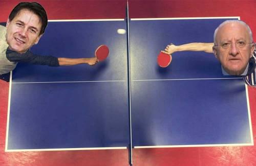 """Il governo gioca a """"ping pong"""" E la figuraccia in tv di Azzolina"""