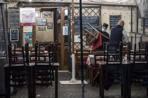 La verità sullo studio che ha fatto chiudere bar e ristoranti