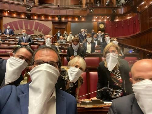 Omofobia, il sì alla Camera E Fdi protesta tra i banchi