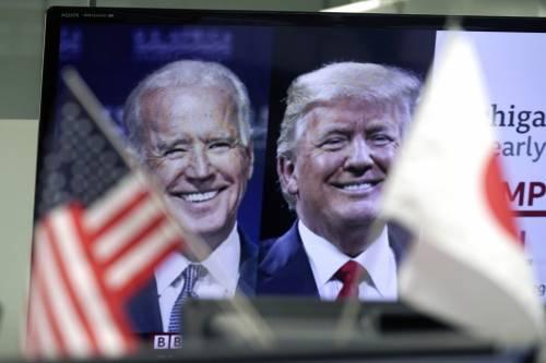 Ora Trump fa tremare Biden: Stati Uniti con il fiato sospeso