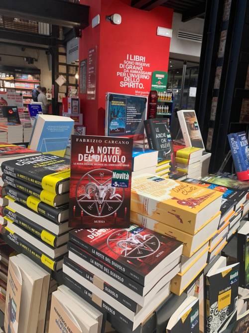 Satana, Milano  e il Covid: in libreria il nuovo noir di Carcano