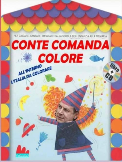 Conte, la strega comanda colore