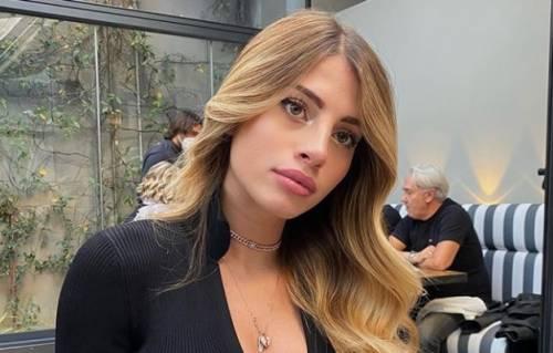 Chiara Nasti Nicolò Zaniolo