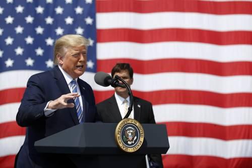 """""""Anomalie nelle elezioni. Trump può ancora farcela. La sinistra? Insorgerebbe"""""""