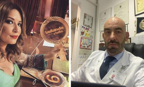 """Selvaggia Lucarelli ancora contro Matteo Bassetti: """"Non venire a Milano, a sciagure siamo a posto"""""""
