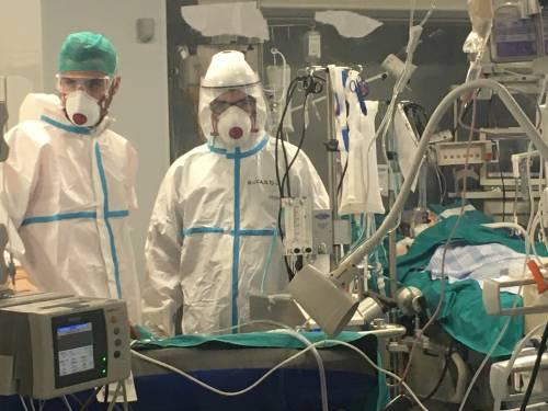 Bari, dentro la terapia intensiva: cosa succede ai pazienti