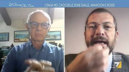 """Luca Ricolfi """"schiaffeggia"""" Conte: """"Al governo non resta che terrorizzarci"""""""