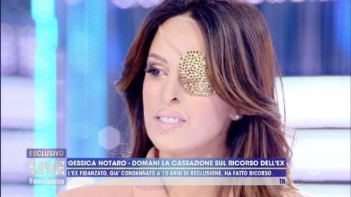 """Gessica Notaro: """"Voglio dimenticare ma ho ancora gli incubi"""""""