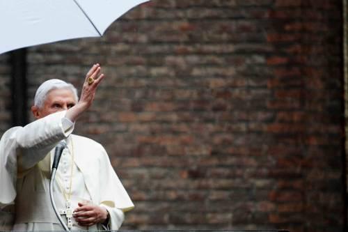 """Il messaggio choc di Ratzinger: """"Il Signore mi ha tolto la parola"""""""