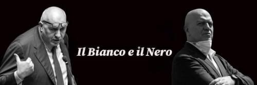 """Il Bianco e il Nero. Crosetto: """"Strada? In Calabria esercito d'occupazione"""". Rizzo: """"Conte si dimetta"""""""