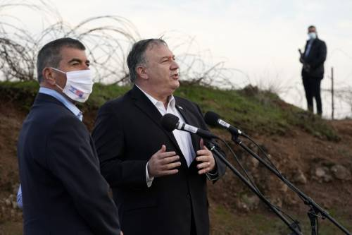 Pompeo's Middle East Visit: Israel and Bahrain Seek to Intensify Cooperation