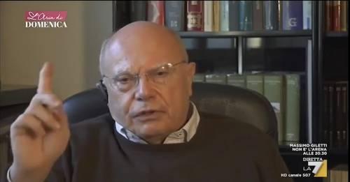 """Galli perde le staffe in tv: """"Non ho avuto il vaccino. Uno scandalo"""""""