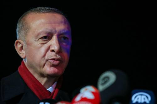 """Ecco il vero piano di Erdogan: """"Turchia nell'Unione europea"""""""