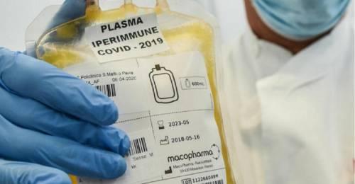 """La cura con plasma non funziona: """"Basta dare false speranze"""""""