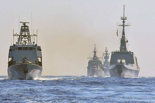 Quella guerra segreta nel mare che è esplosa nel Mediterraneo