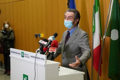 Vaccino antinfluenzale, Fontana scrive a pm: dirigenti temono le inchieste