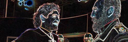 """Maradona e l'agiografia sinistra: quando tifi il dittatore """"giusto"""""""
