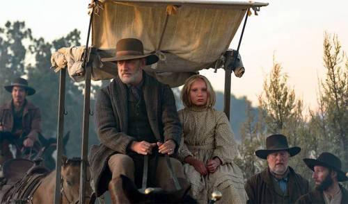 Il western di Tom Hanks racconta il Far West di oggi