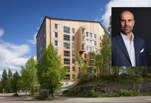 Edifici in legno, aumenta la domanda di case green per l'abitare sostenibile