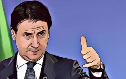 Toninelli è smemorato, Giuseppi strattonato e Librandi fa il razzista