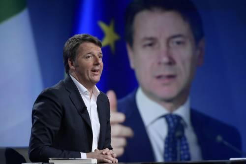 Il cinepanettone sotto la regia di Renzi: un ruolo a ogni attore Iv per snervare Conte