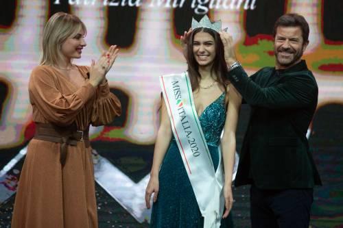 """Miss Italia, Martina Sambucini svela: """"Così ho superato il Covid"""""""