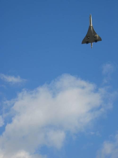 """Quel sogno americano del volo """"supersonico"""""""
