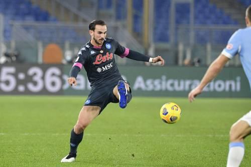 Fabian, amaro  dal Montenegro. Due di Bastoni in Inter-Spezia