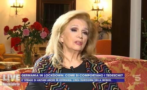 """Covid mutato, Iva Zanicchi inchioda Conte: """"Si sapeva da settembre. Si deve solo vergognare"""""""