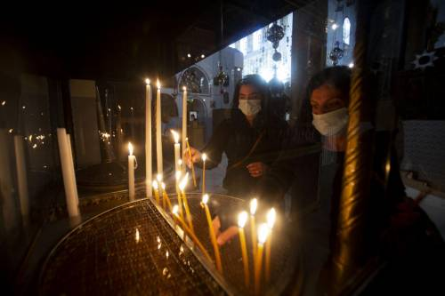 Il Natale dei cristiani a Betlemme