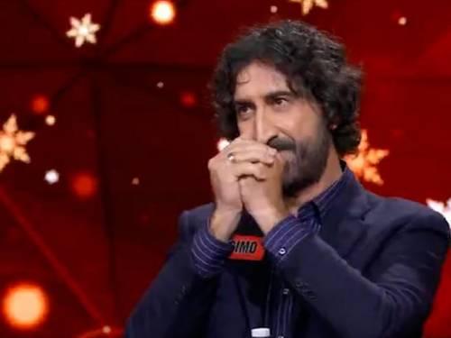L'Eredità, il campione Massimo Cannoletta perde e saluta in lacrime