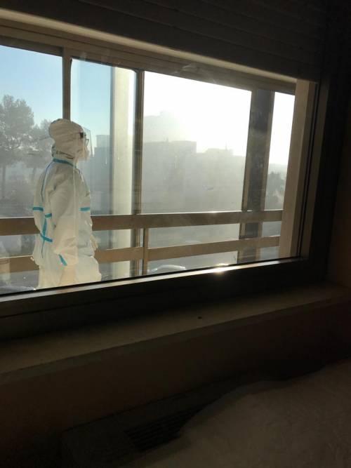 Il Covid visto in ospedale Chi combatte in trincea