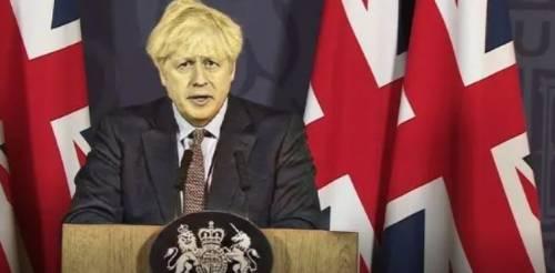 Brexit: Johnson rompe i dogmi europeisti