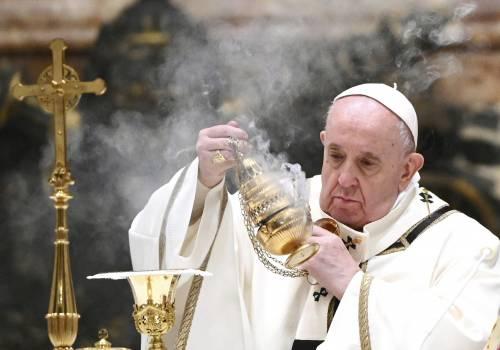 """Bergoglio e la morte: """"Anche da Papa emerito"""""""