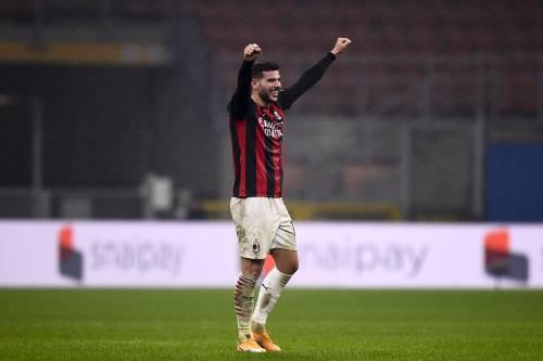 Il Milan è nei guai: pure Theo Hernandez fuori