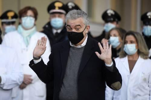Aghi sbagliati, fisiologica sfusa: Arcuri 'penalizza' la Lombardia