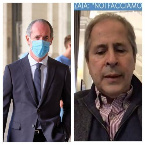"""Crisanti all'attacco: """"Zaia compra vaccini per il Veneto? È disgustoso"""""""