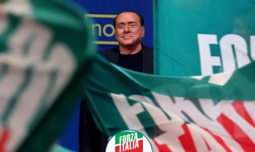 Nel centrodestra l'unica a vincere è Forza Italia