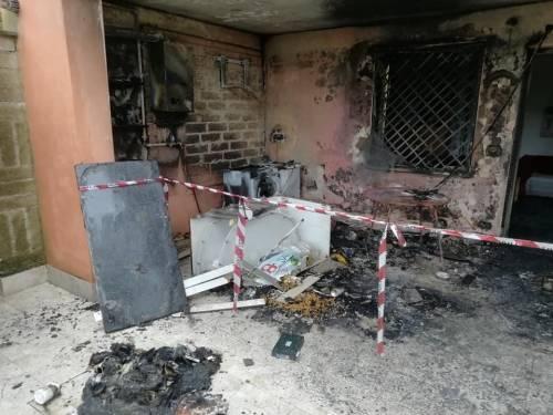 """Tragedia a Capodanno, una coppia perde la casa: """"È stato un petardo"""" 3"""