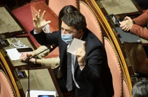 """L'ultimatum dei renziani a Conte: """"Un nuovo programma o lasciamo"""""""